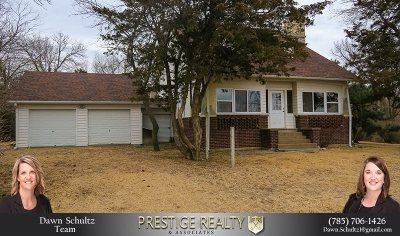 Randolph Single Family Home For Sale: 12500 Glanzer Road