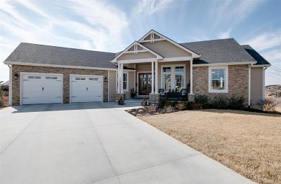 Riley County Single Family Home For Sale: 1113 Lee Mill Circle