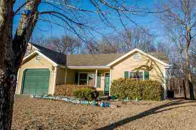 Manhattan Single Family Home For Sale: 105 Knoxberry Circle