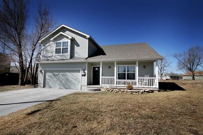 Single Family Home For Sale: 702 Sagebrush Way