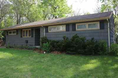 Manhattan Single Family Home For Sale: 1106 Woodland Street