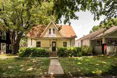 Manhattan Single Family Home For Sale: 420 Laramie Street