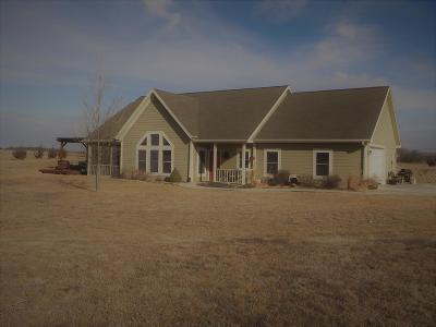 Single Family Home For Sale: 12950 Hanson Rd