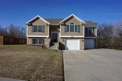 Single Family Home For Sale: 2108 Ponca Court