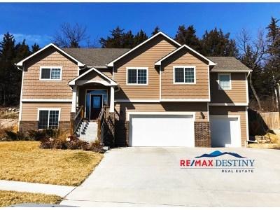 Manhattan Single Family Home For Sale: 5020 Shadowridge Drive