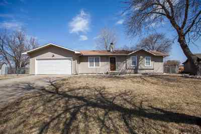 Manhattan Single Family Home For Sale: 3310 Shady Valley