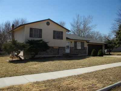 Wamego Single Family Home For Sale: 1423 Julie Drive