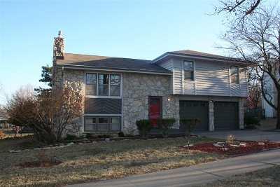 Manhattan Single Family Home For Sale: 3450 Stonehenge Drive