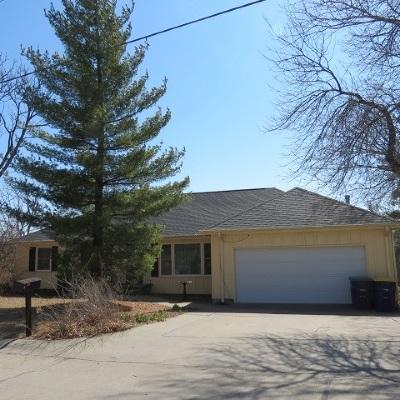 Manhattan Single Family Home For Sale: 424 Shelle Road