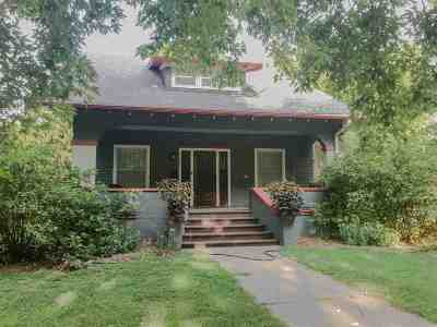 Clay Center Single Family Home For Sale: 1421 5th