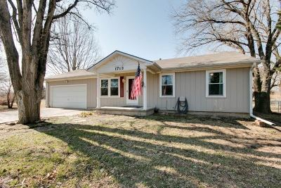 Single Family Home For Sale: 1713 Hollow Tree Lane