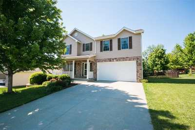 Manhattan Single Family Home For Sale: 3725 Bradford Terrace