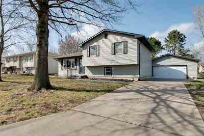 Wamego Single Family Home For Sale: 1304 16th Street