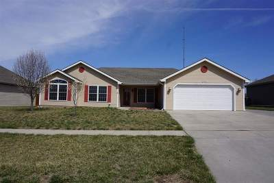 Single Family Home For Sale: 2718 Anderson Drive