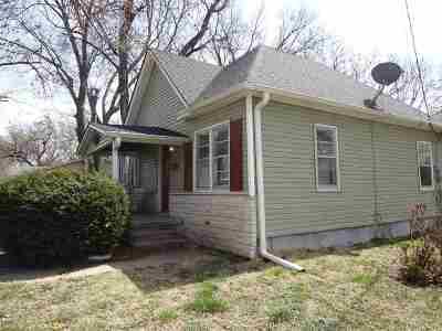 Abilene Single Family Home For Sale: 1019 W 1st