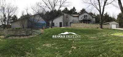 Manhattan Single Family Home For Sale: 5747 Elbo Ridge Drive