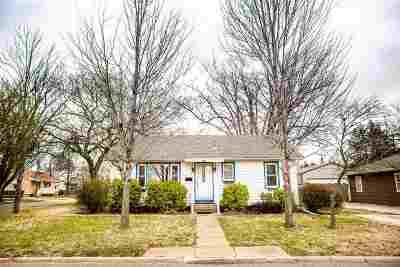Abilene Single Family Home For Sale: 1607 N Kuney Street