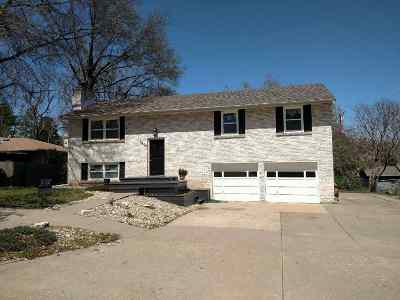 Manhattan Single Family Home For Sale: 3404 Claflin Road