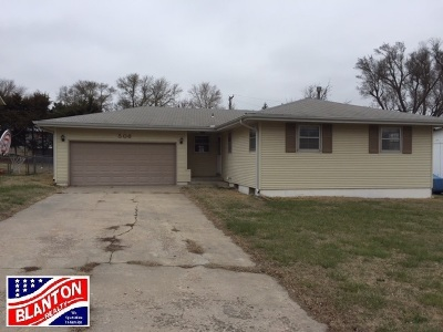 Junction City Single Family Home For Sale: 506 Beck Drive