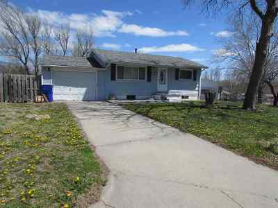 Junction City Single Family Home For Sale: 1310 W 16th Street