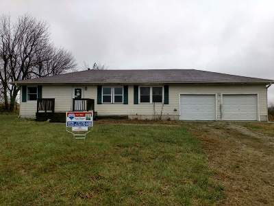 Wabaunsee County Single Family Home For Sale: 20633 Rosey Loop Road