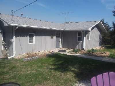 Randolph Single Family Home For Sale: 14112 Diana Drive