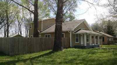 Ogden Single Family Home For Sale: 301 S Elm Street