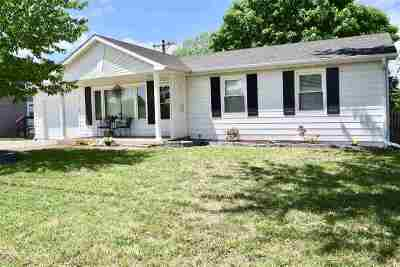 Clay Center Single Family Home For Sale: 1617 9th Street