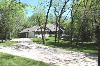 Wamego Single Family Home For Sale: 13521 Turkey Trail