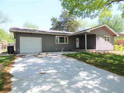 Manhattan Single Family Home For Sale: 1816 Alabama Lane