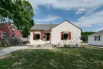Abilene Single Family Home For Sale: 1209 N Kuney Street