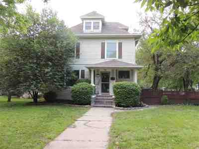 Clay Center Single Family Home For Sale: 1121 5th Street