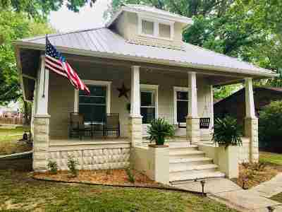 Clay Center Single Family Home For Sale: 223 Frederick