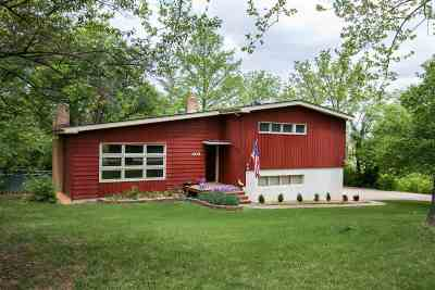 Manhattan Single Family Home For Sale: 404 Ehlers Road