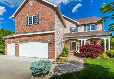 Manhattan Single Family Home For Sale: 1117 Crossgate Terrace