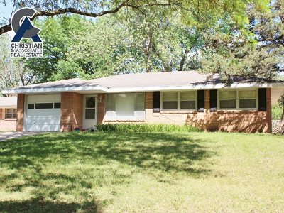 Manhattan Single Family Home For Sale: 1756 Cassell Road