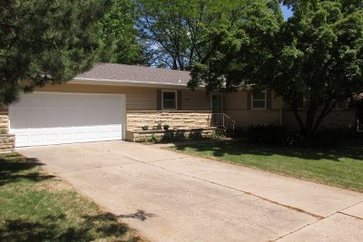Manhattan Single Family Home For Sale: 756 College Heights Circle