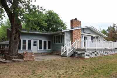 Abilene Single Family Home For Sale: 2191 Lot 25 Eden Road
