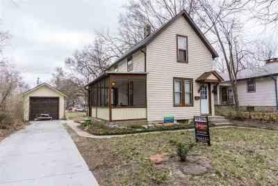 Manhattan Single Family Home For Sale: 1215 Colorado Street