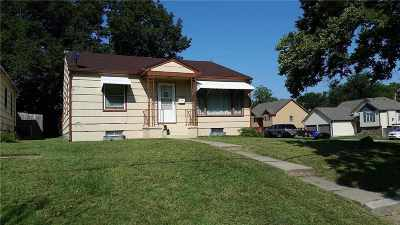 Junction City Single Family Home For Sale: 500 S Webster Street