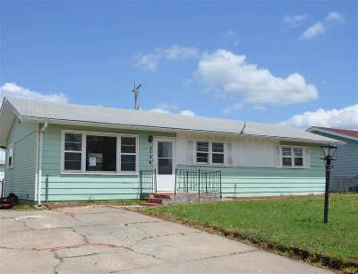 Junction City Single Family Home For Sale: 1904 W 17 Street