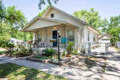 Junction City Single Family Home For Sale: 640 W 4 Street