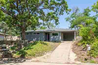 Manhattan Single Family Home For Sale: 2424 Rebecca Road