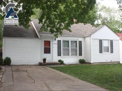Manhattan Single Family Home For Sale: 1720 Colorado Street