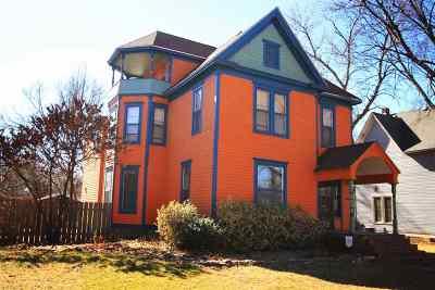 Abilene Single Family Home For Sale: 913 NW 3rd Street