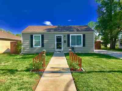 Junction City Single Family Home For Sale: 1016 W 12th Street