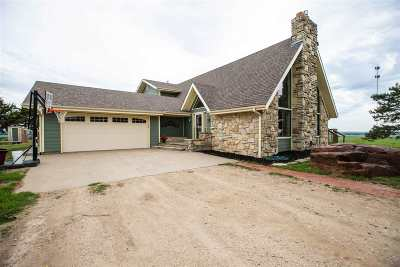 Wabaunsee County Single Family Home For Sale: 20772 B Kansa Road