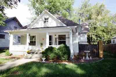 Wamego Single Family Home For Sale: 708 Vine Street