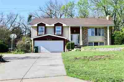 Chapman Single Family Home For Sale: 723 Oakhill