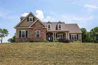 Wamego Single Family Home For Sale: 15860 Stonington Drive